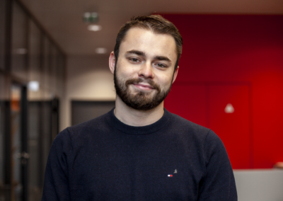 Clément Russilly - Marketing Manager